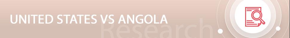 United States versus Angola